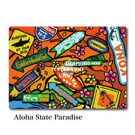 Mac Book カバー 〝Aloha State Paradise〟
