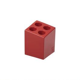 mini cube マットレッド