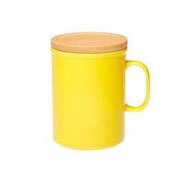 canister mug L イエロー