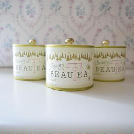 薬膳茶*Beauty BEAUTEA 缶入り