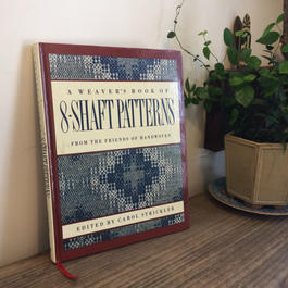【B0021】希少 織物 洋書 英語 A Weaver's Book of 8-Shaft Patterns: From the Friends of Handwoven