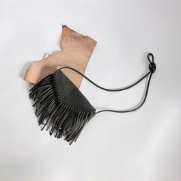bohemian tassel shoulder bag