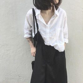 drawstring wide pants