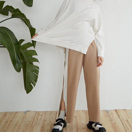 sports slits pants