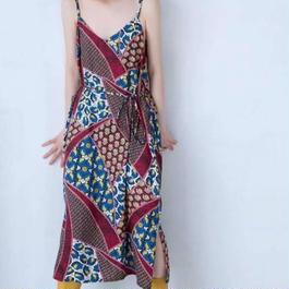 Ethnic  sling dress