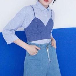 mix must vest shirt