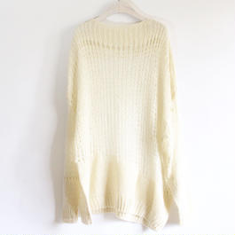 Cozy life loose sweater