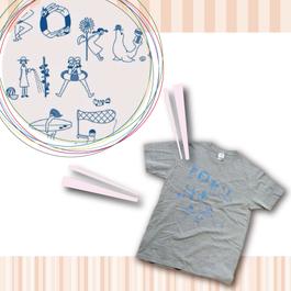 僕夏Tシャツ(2014年度版)