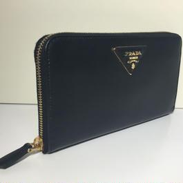 PRADA SAFFIANO TRIANG 品番:1M0506 財布