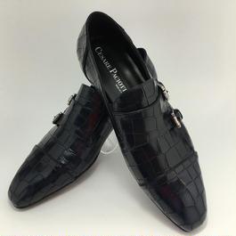 Cesare Paciotti(チェザーレパショッティ) メンズ靴 ネイビー 25㎝