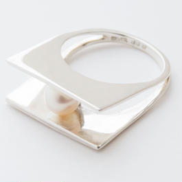 shell square ring