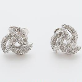 nut stone earring