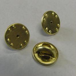 ピンズの針につけるキャッチ3個セット/当店ピンズ用