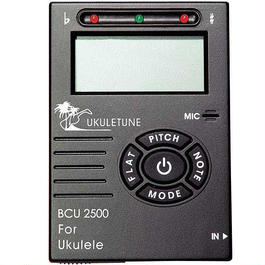 Belcat / BCU-2500/BK - ウクレレ用チューナー