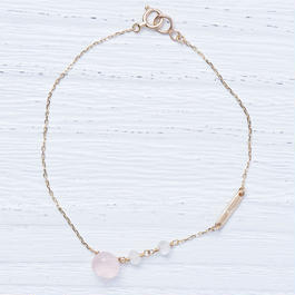 Rose Quartz Bracelet(shirshi)