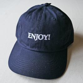 ENJOY! CAP (Navy)
