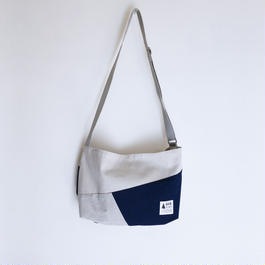 shoulder bag(ネイビー)