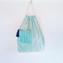 hairy knapsack(ミント)