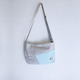 shoulder bag(ペールブルー)