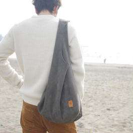 Ezo deer Eco bag 【tall】