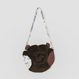 kitutuki×itomono animal bag・クマ