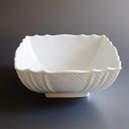 リチャードジノリ ベッキオホワイト スクエアボール(角小鉢)