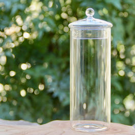 Glass Canister (Tall)