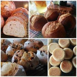7月の酵母パン おまかせset
