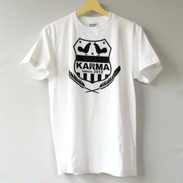 エンブレムTシャツ