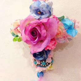 Violet Rose Cross(SS)