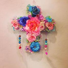 Bonita Rose Cross (S)