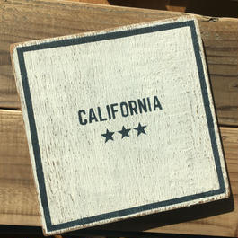 wood board B〜CALIFORNIA★〜