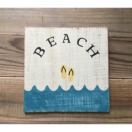 wood board A〜BEACH〜