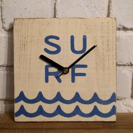 wood clock ~SURF~