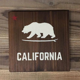 wood board A〜california3〜