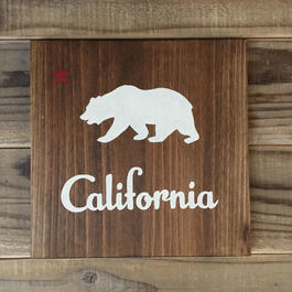 wood board A 〜california〜