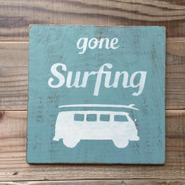wood board A 〜Gone Surfing〜