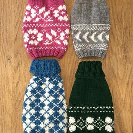 LDハンドメイドセーター Sサイズ