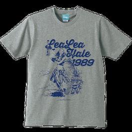Lea Lea Hale T-shirt  (Gray)