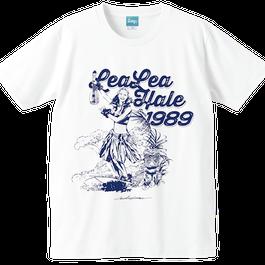 Lea Lea Hale T-shirt  (White)