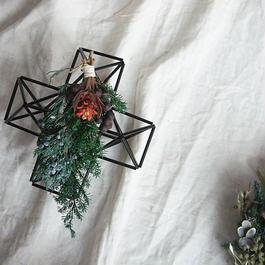 Cross Himmeli's bouquet