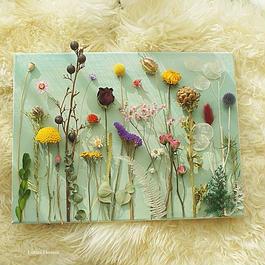 Flower garden panelⅡ