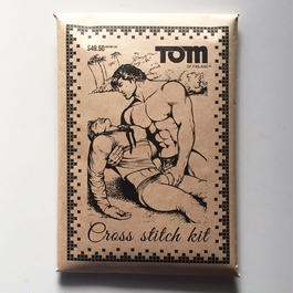 Tom of Finland クロスステッチ キット