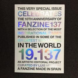 FANZINE137 10th Anniversary Special Issue