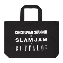 Buffalo Zine x Christopher Shannon x Slam Jam  ビッグトート