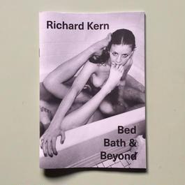 Bed Bath & Beyond by Richard Kern ★サイン入