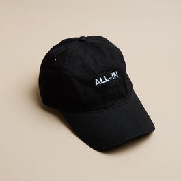 ALL-IN magazine キャップ