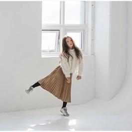 KIDS Pleats skirt ♣︎