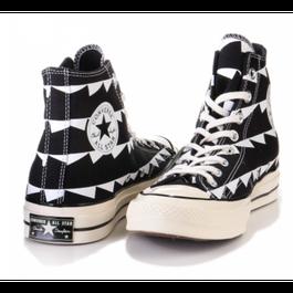 [CONVERSE] Converse Chuck Taylor All Star 1970`s  HI (BLack White)