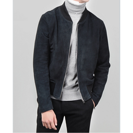 MINIMAL HOMME SUEDE    ブルゾン